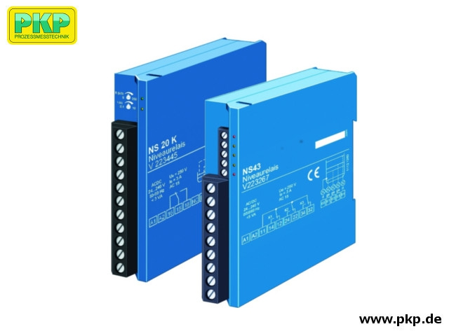 FKE Electrode relay for conductive level switch