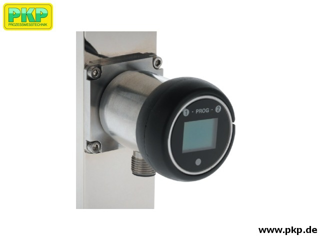 AZ05 Analogue transmitter with LCD-display for flowmeter