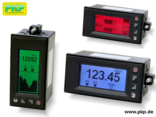 AZ90 Graphical universal panel indicator