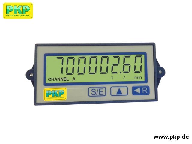 AZ260 Miniatur Anzeige für Impulssignale