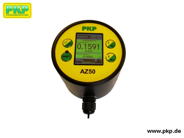 AZ50 Digitales LCD Anzeige- und Steuergerät