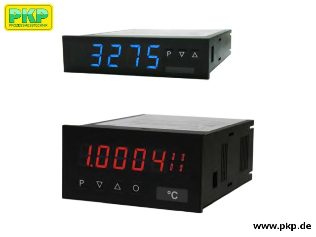 AZ20 Digital LED  display- and control unit for panel mounting, 5 digits