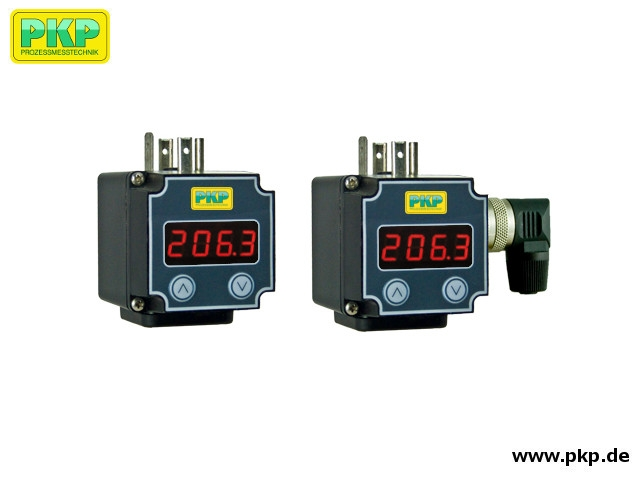AZ01 Self-supplying plug on indicator for 4 - 20 mA transmitter