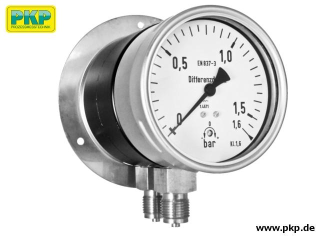 PDM02 Differenzdruck-Manometer