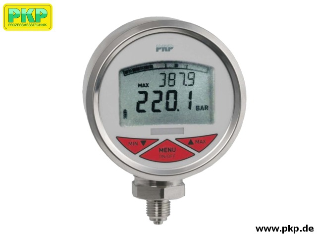 PMD04 Digital manometer battery operated
