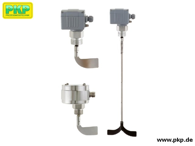 FF03 Rotating vane level switch for solids