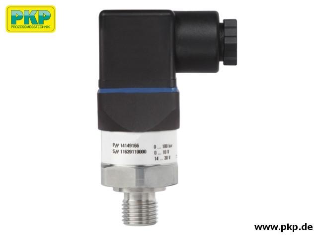 PUM50, OEM Miniatur-Druckmessumformer, Winkelstecker