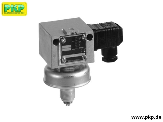PS06 Unterdruckschalter für Flüssigkeiten und Gase