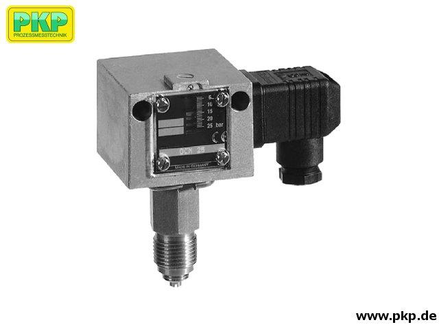 PS05 Pressure switch for non-aggressive liquids and gases