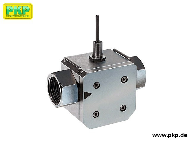 DR04 Paddle wheel flowmeter, switch and monitor also for high pressure