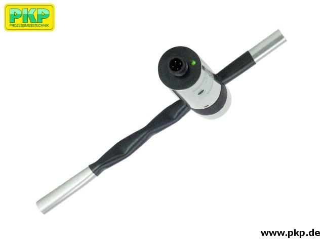 DTH08 Kalorimetrischer Durchflussmesser für geringe Durchflussmengen