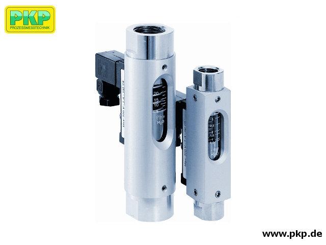 DS01 Miniatur- Schwebekörper Strömungsmesser und Strömungswächter (Durchflussmesser Durchflusswächter) mit Schauglas