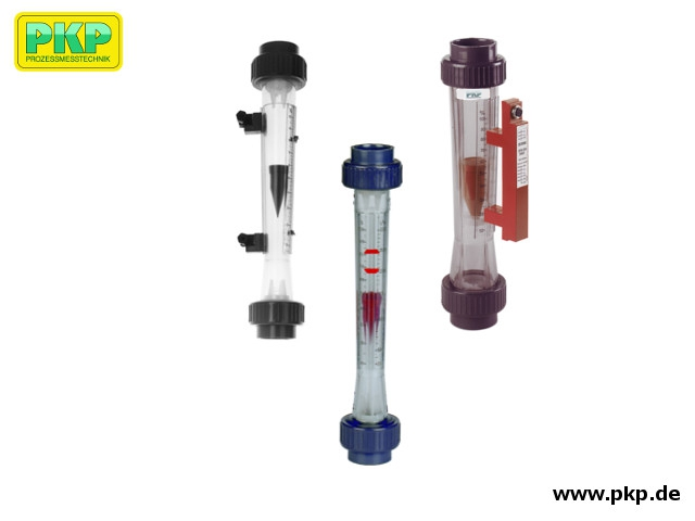 DS15 Plastic variable area flowmeter