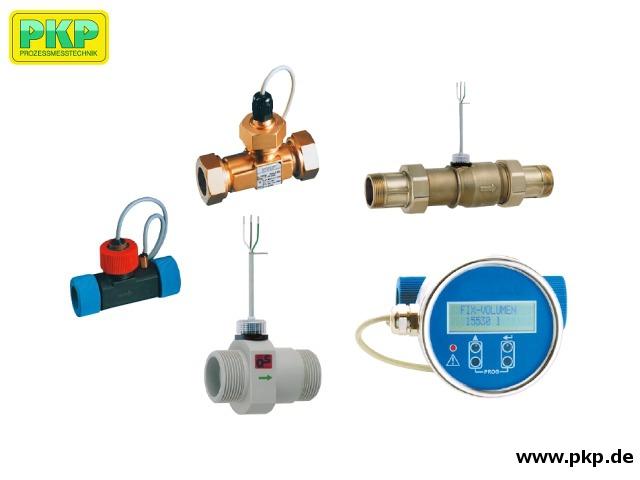 DR08 Turbinendurchflussmesser