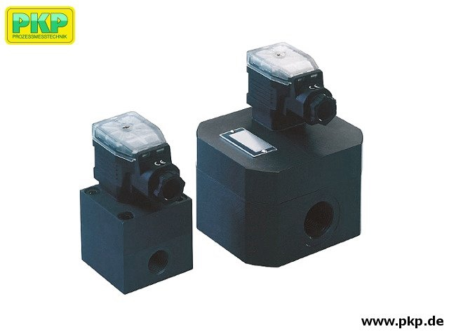 DV01 Gear wheel flow sensor for viscous liquids