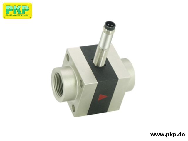 DK04 Flap flowmeter and switch for low viscosity media