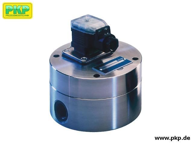 DV04 Hochgenauer Zahnrad Volumensensor Durchflussmesser für viskose Medien