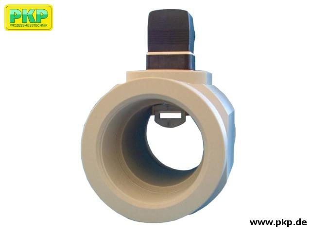 DR05 Plastic paddle wheel flowmeter