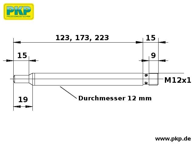 DTH04 Maßzeichnung