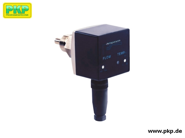 DTH01 Compact calorimetric flow switch for liquids