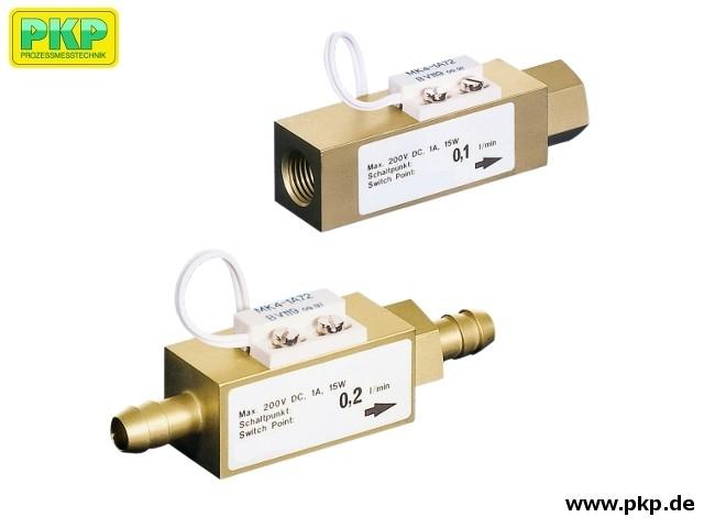 DS51 0EM Kolben-Strömungsmesser für geringe Durchflüsse