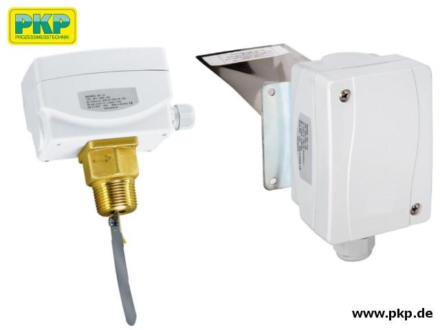DPS10 Paddel-Durchflusswächter für Flüssikgkeiten und Gase