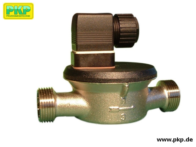 DR58 Brass paddle wheel flow meter