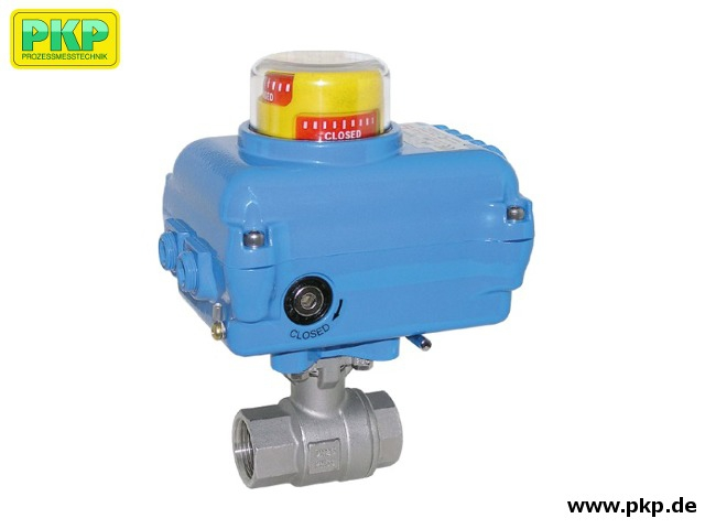 SKE Electrical actuator for ball valves