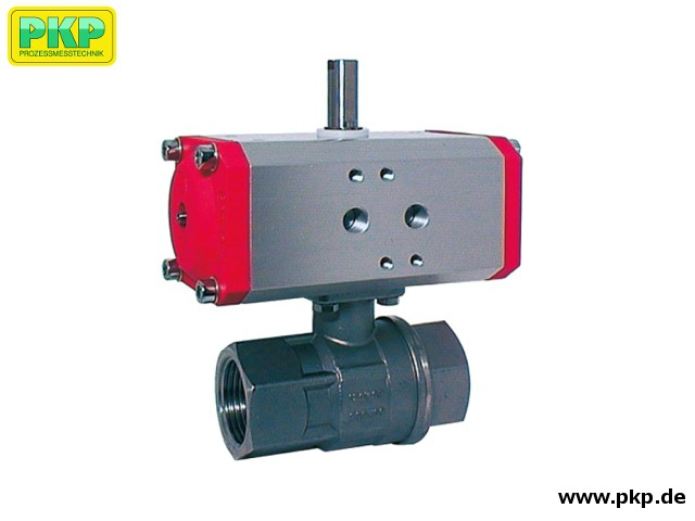 SKP Pneumatic actuator for ball valves