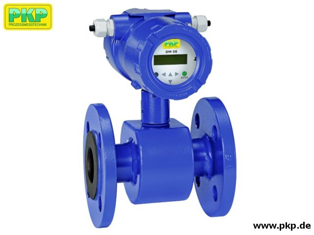 DM08 Magnetic-Inductive-Flowmeter