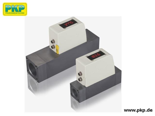 DB03 Thermischer Massendurchflussmesser, Verbrauchssensor für Luft und Gase