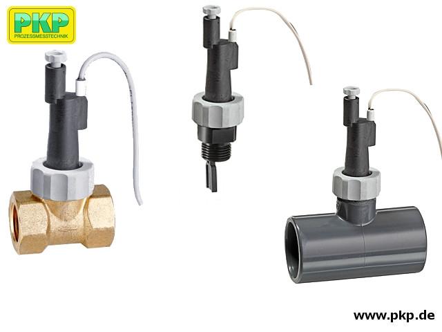 DP03 Kunststoff Paddel-Stömungswächter mit Kabelanschluss