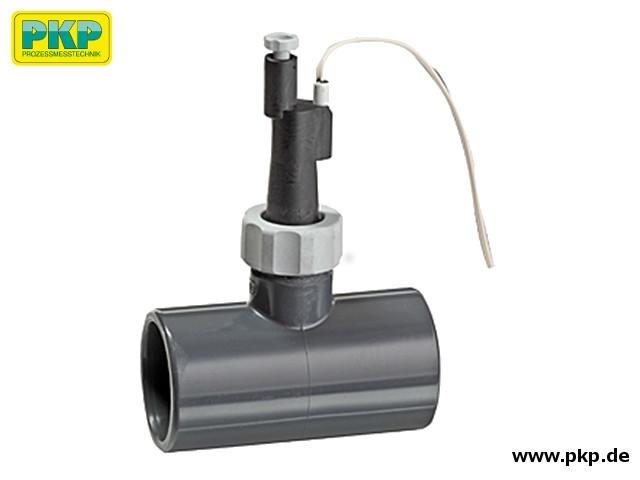 DP03 Paddel- Strömungswächter, Klebemuffe, PVC