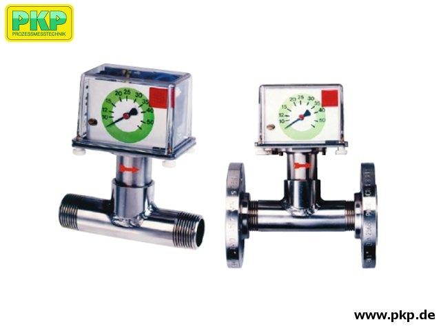 DP06 Prallscheiben- Durchflussmesser