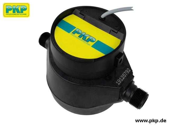 DND01 Taumelscheibenzähler, Kunststoffausführung