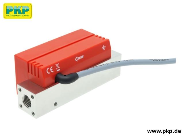 DB04A Thermischer Massedurchflussmesser, Edelstahlgehäuse
