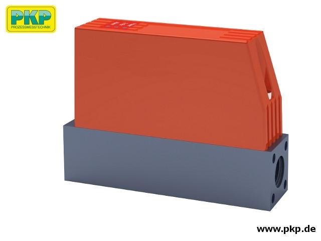 DB05 Thermischer Massedurchflussmesser, Aluminiumgehäuse