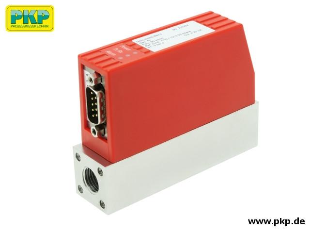 DB05 Thermischer Massedurchflussmesser, Edelstahlgehäuse