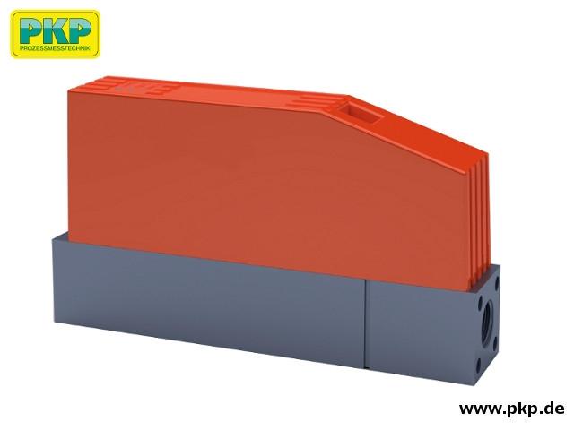 DB05 Thermischer Massedurchflussmesser, Aluminiumgehäuse, Regelfunktion