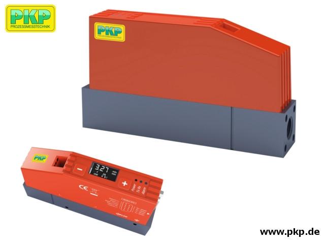 DB05 Thermischer Massendurchflussmesser und -regler für Gase