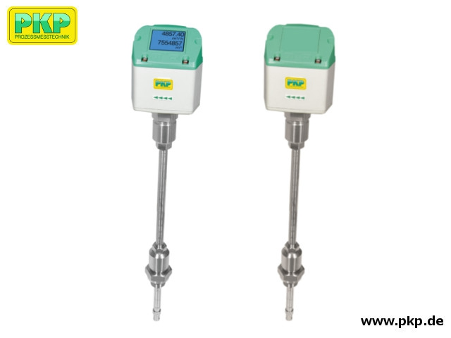 DB50 Thermal Mass Flowmeter and Counter for Compressed Air and Non-Aggressive Gases