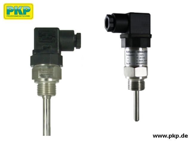 TFK02 Kompakt Widerstandsthermometer, Festanschluss
