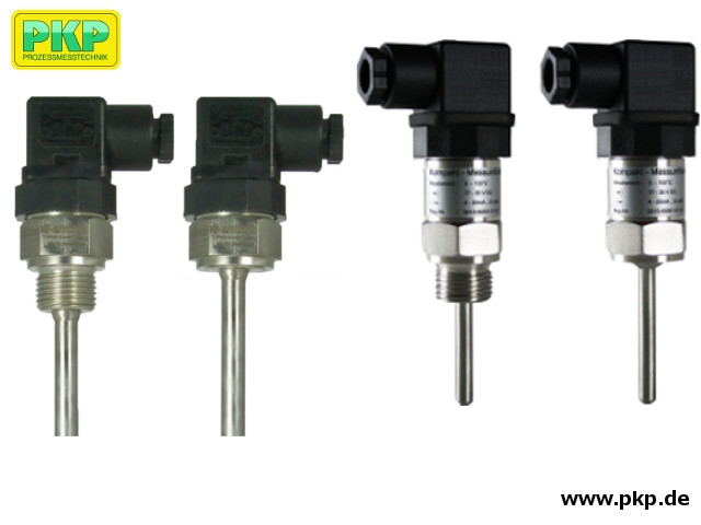TFK02 Kompaktes Widerstandsthermometer (Pt100)