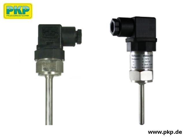 TFK02 Kompakt Widerstandsthermometer, ohne Verschraubung